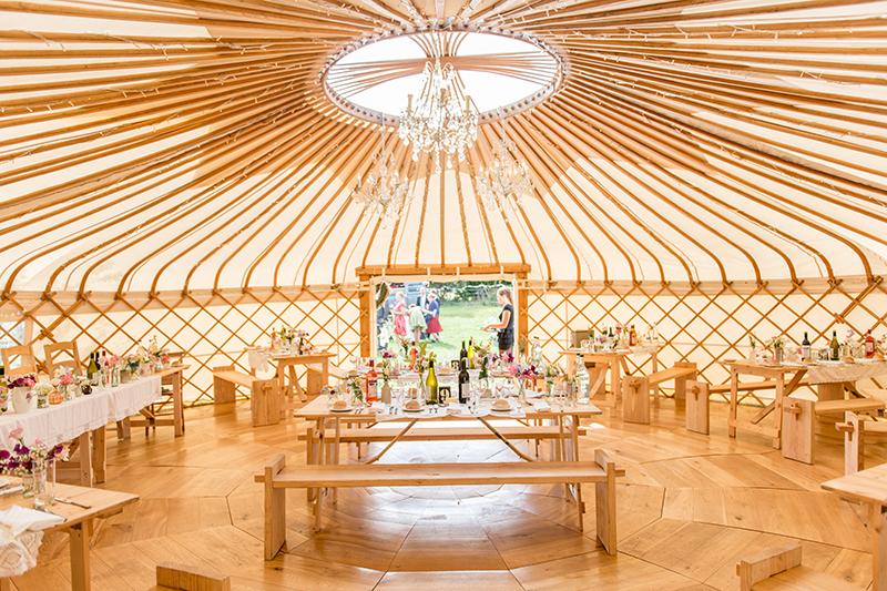 A Guide To Hiring A Wedding Yurt Uk Wedding Venues Directory
