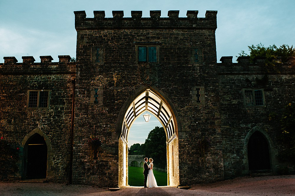 Image courtesy of Clearwell Castle.