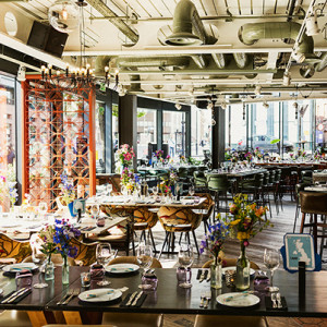 See more about The Fable wedding venue in East London,  London