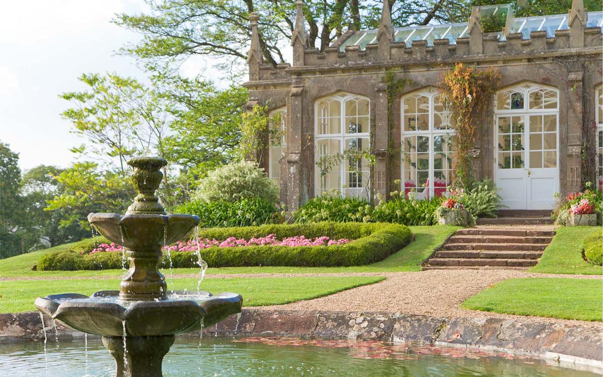 Coco wedding venues slideshow - Orangery Wedding Venue in Somerset - St Audries Park