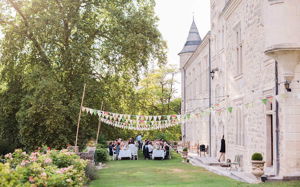 French Chateau Wedding Packages