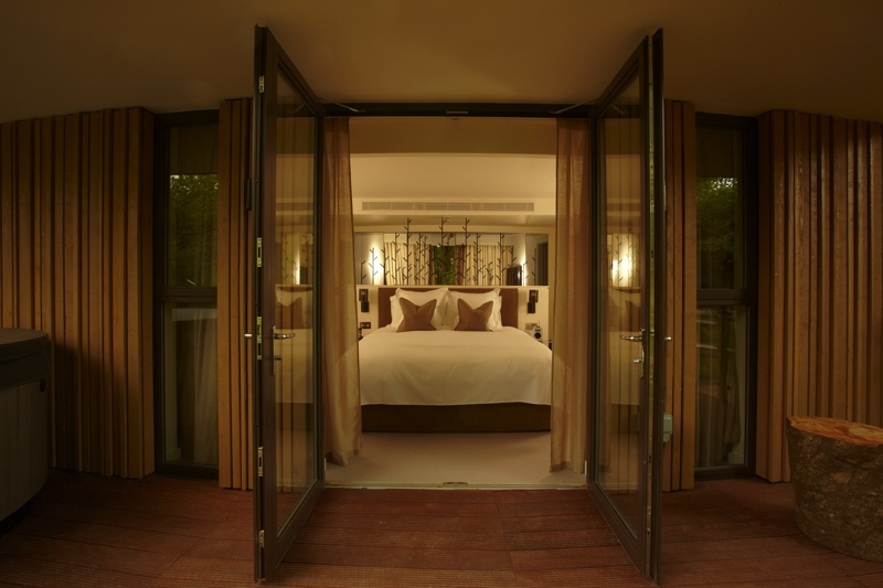 Image courtesy of Chewton Glen Hotel & Spa.