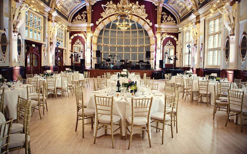 Wedding Venues in East London, London | The Old Finsbury ...