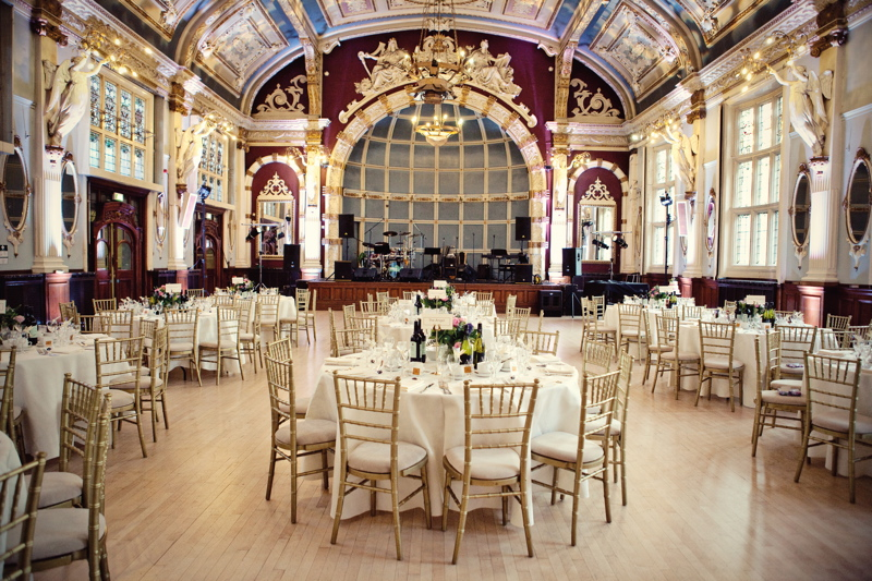 Wedding Venues In East London London The Old Finsbury