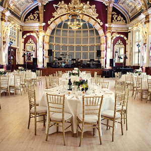 See more about The Old Finsbury Town Hall wedding venue in East London,  London