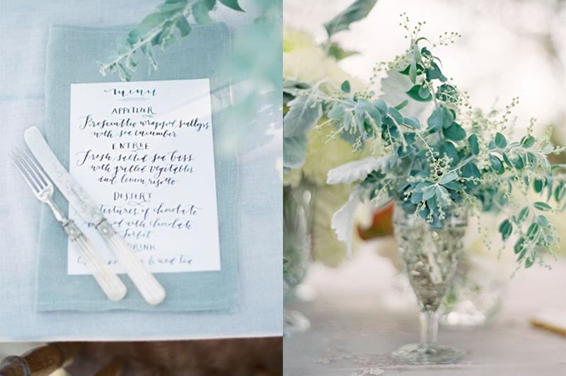 55444a7f08 Sea Glass Coastal Wedding Inspiration | UK Wedding Venues Directory