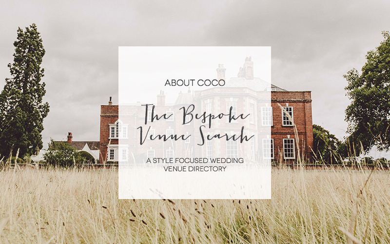 Coco wedding venues slideshow - coco-wedding-venues-bespoke-venue-search-service