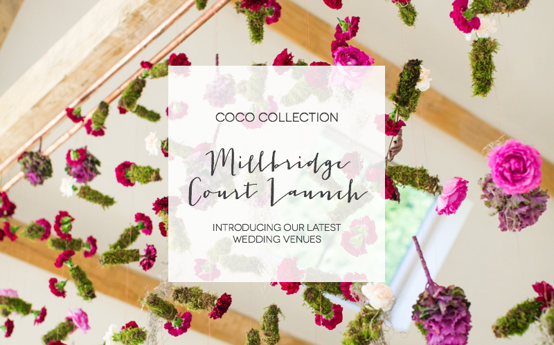 Coco wedding venues slideshow - coco-wedding-venues-millbridge-court-launch