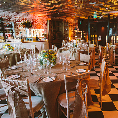 See more about On the 7th wedding venue in Greater Manchester,  North West