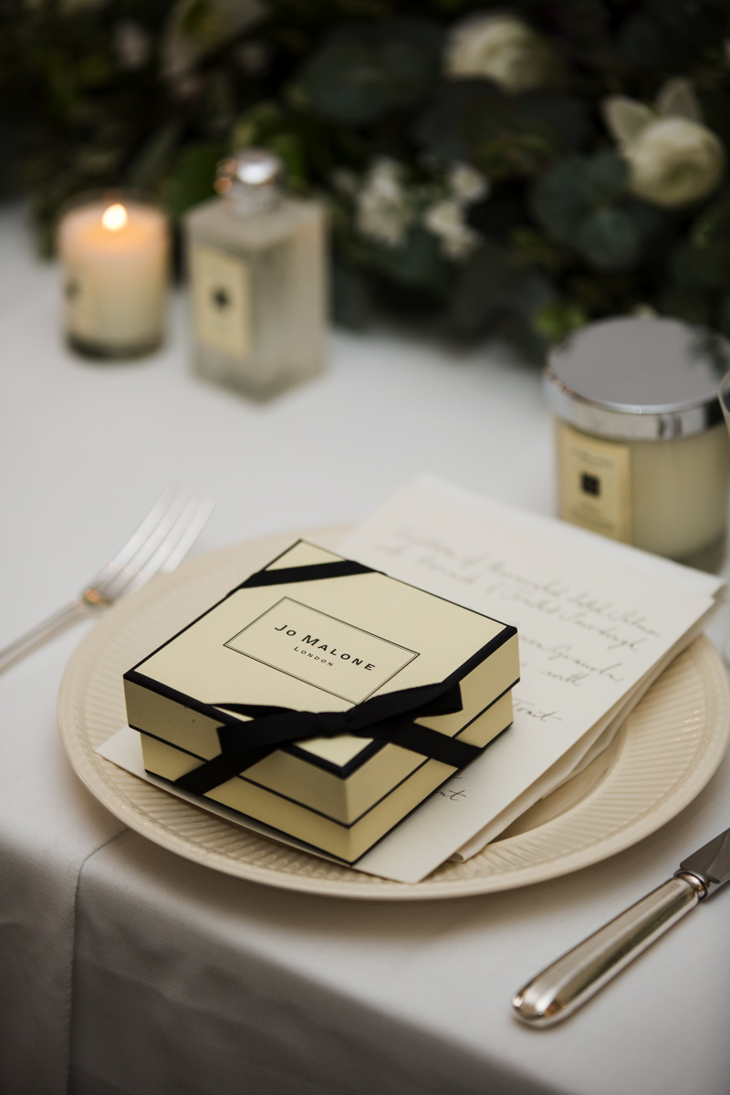 Jo Malone\'s Scented Wedding Afternoon Tea & the New Bespoke Lace ...