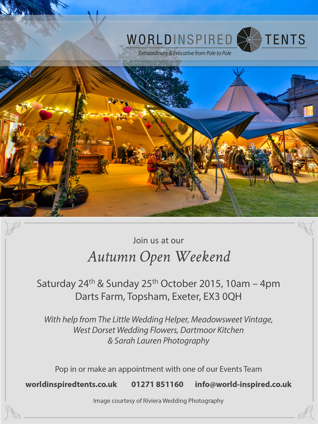 tipi-wedding-open-weekend-poster