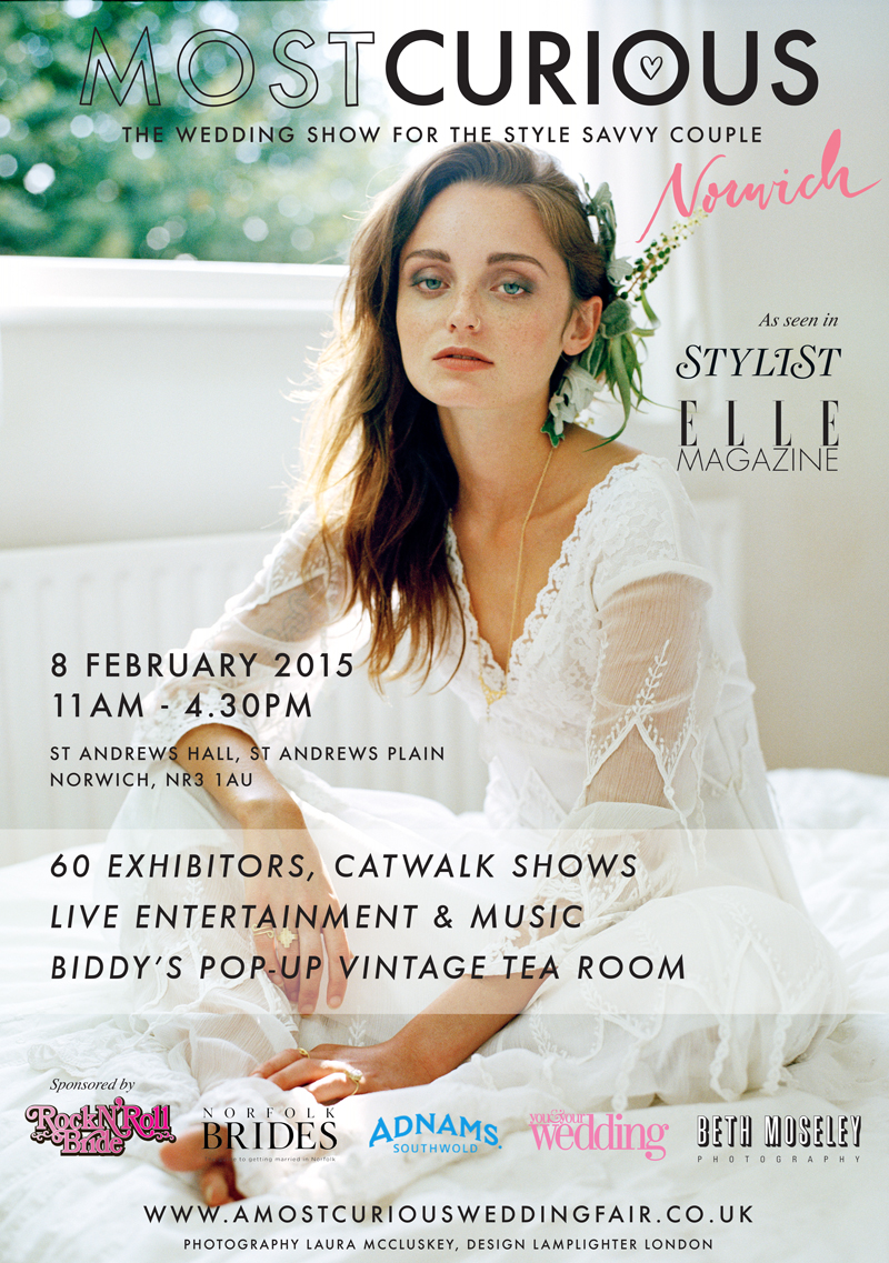 wedding-fair-london-norwich-most-curious-the-wedding-show-for-the-style-savvy-couple-coco-wedding-venues-norwich-poster