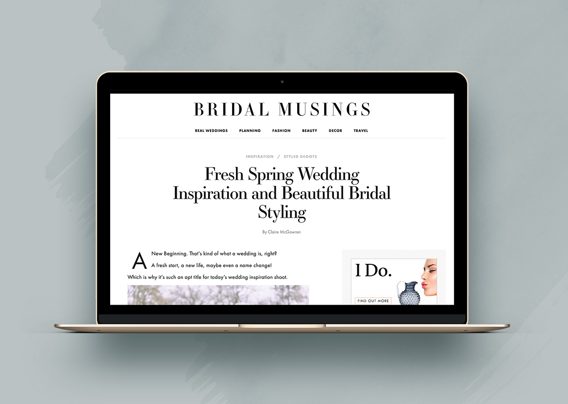 Coco press - Bridal Musings