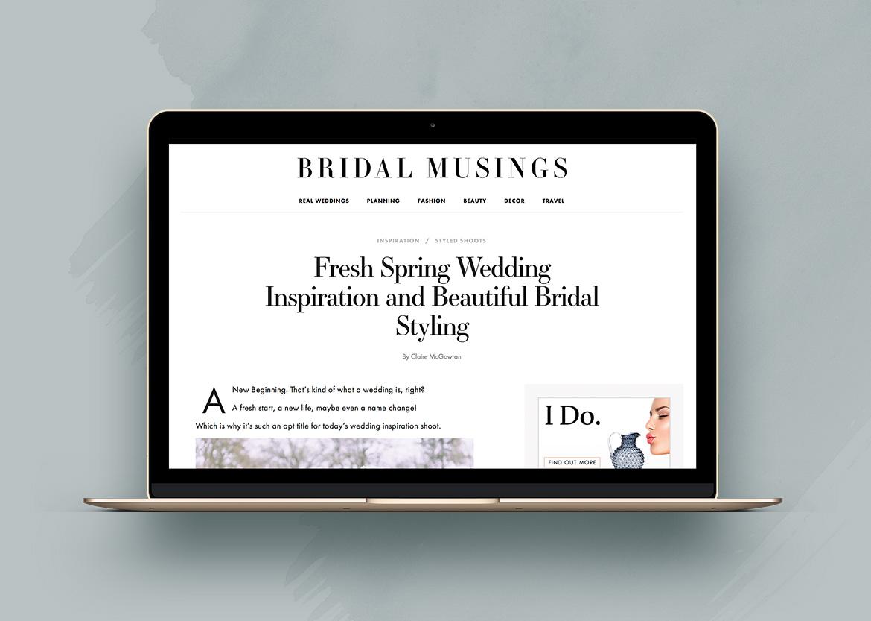 Coco press - Bridal Musings