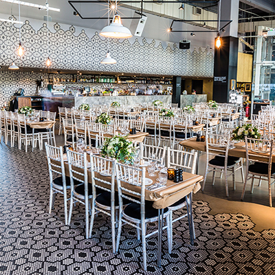 See more about The Drift wedding venue in London