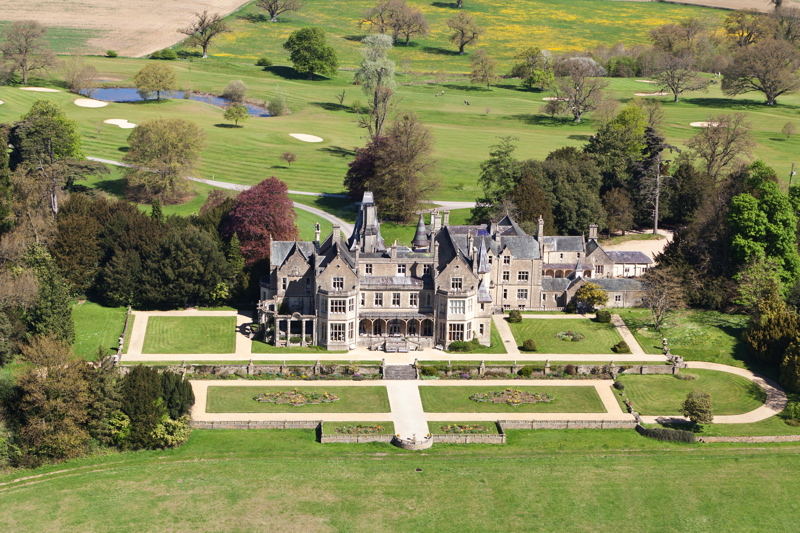 Image courtesy of Orchardleigh House & Estate.