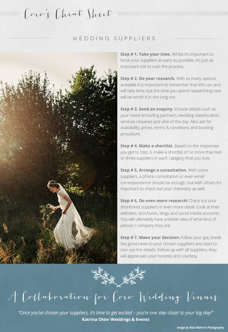 wedding-planning-tips-how-to-choose-a-wedding-supplier-coco-wedding-venues-cheat-sheet-1