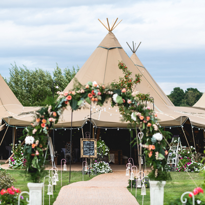 See more about Sami Tipi wedding venue in Midlands