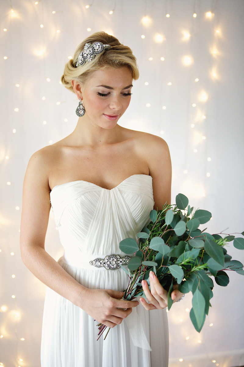 bridal-accessories-wedding-inspiration-coco-wedding-venues-victoria-fergusson-bridal-accessories-Hera headdress £345. Hera earrings £135. Hera belt £305. VFA