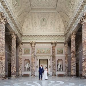 See more about Kedleston Hall wedding venue in Derbyshire,  East Midlands