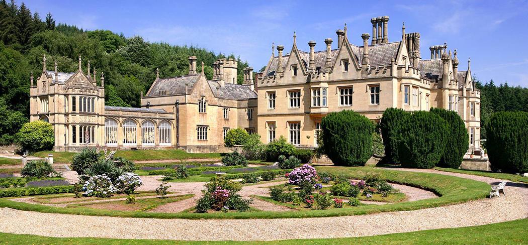 Luxury Wedding Venue Mamhead Castle And House