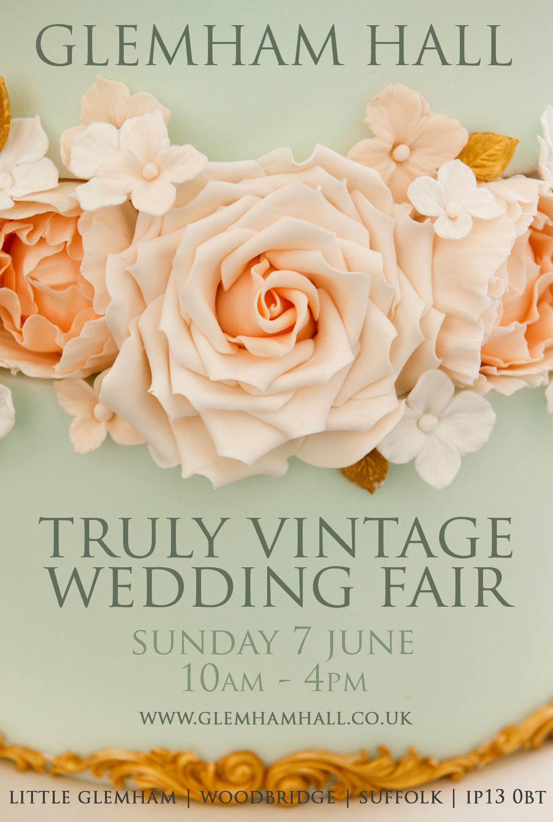 truly-vintage-wedding-fair-glemham-hall-poster-artwork