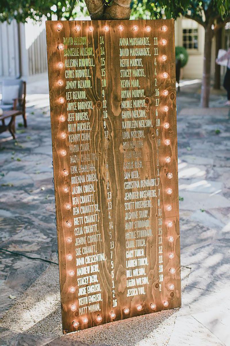 10 Rustic Wedding Table Plans Uk Wedding Venues Directory
