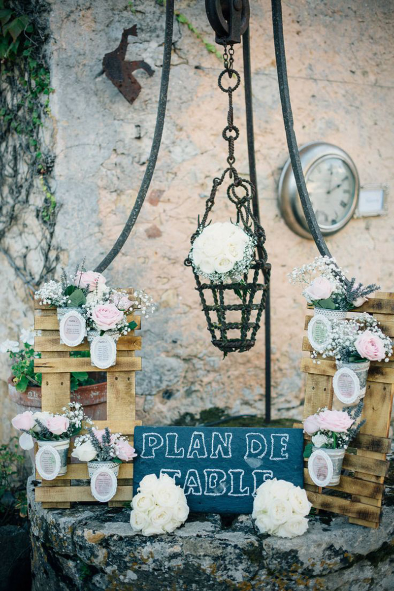 Coco wedding venues slideshow - 10-rustic-tableplans-coco-wedding-venues-7