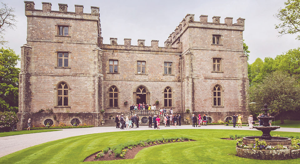 clearwell castle valentines wedding open day