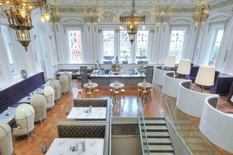 Wedding Gifts Glasgow: Coco Welcomes… The Corinthian Club
