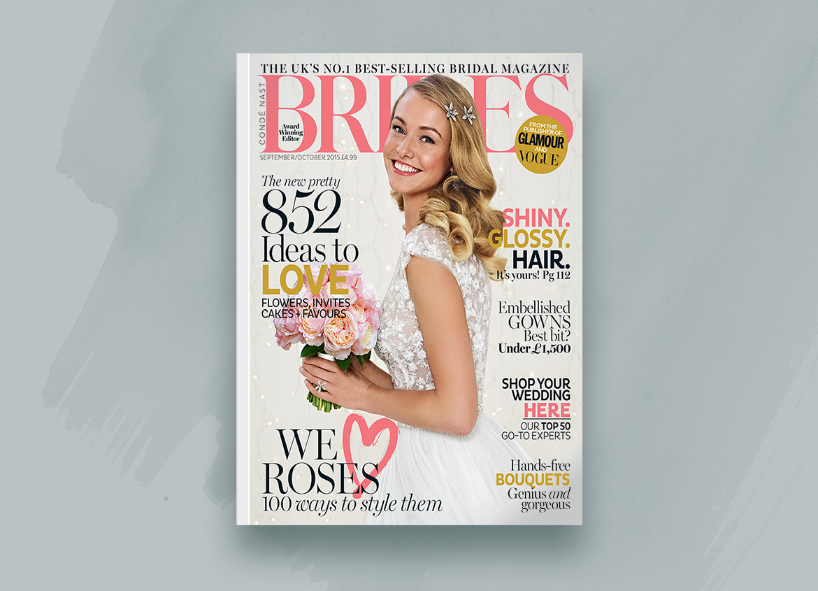 Coco press - BRIDES Magazine