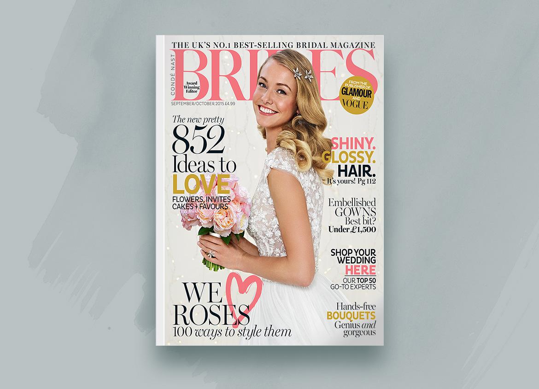 Coco press - BRIDES Magazine