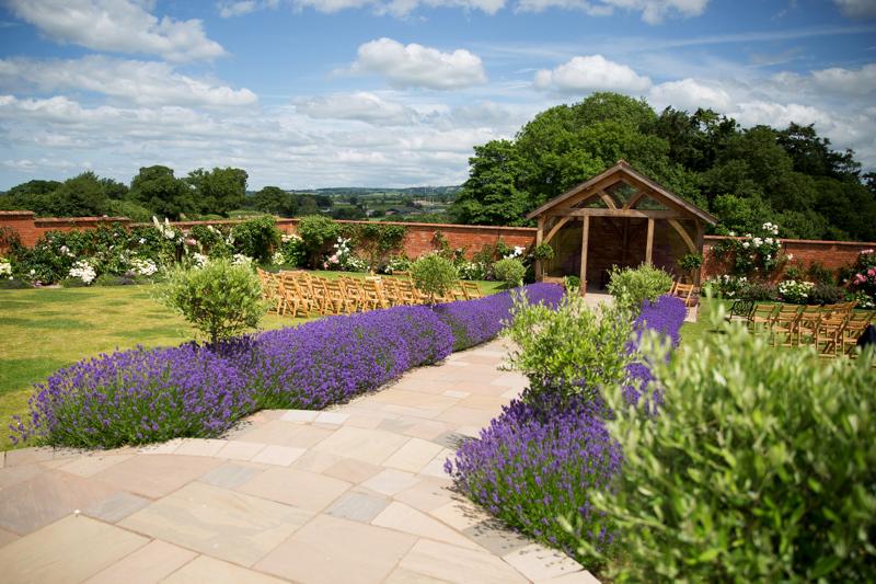 Coco wedding venues slideshow - wedding-venues-in-devon-upton-barn-and-walled-garden-1
