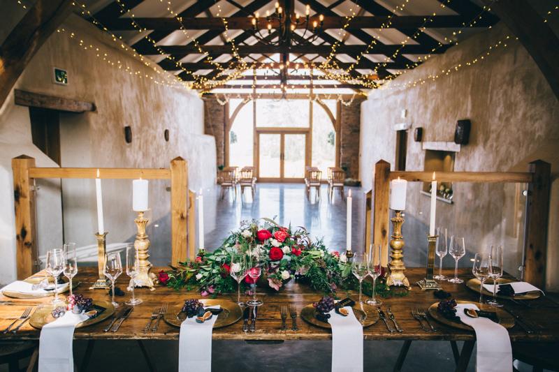 Coco wedding venues slideshow - wedding-venues-in-devon-upton-barn-and-walled-garden-4