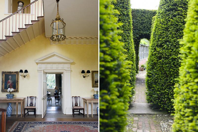 Coco wedding venues slideshow - wedding-venues-in-oxfordshire-newington-house-5