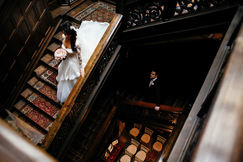 Coco wedding venues slideshow - wedding-venues-in-south-yorkshire-hooton-pagnell-hall-1