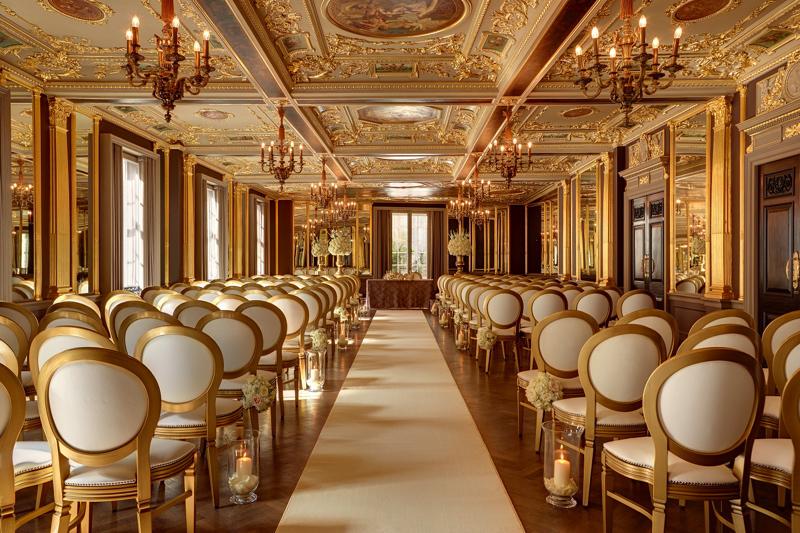 Athenaeum Club London Restaurant