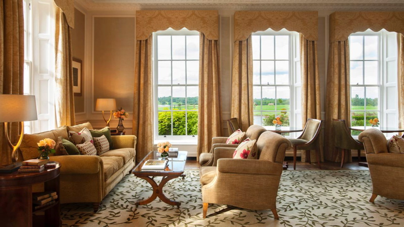Image courtesy of Four Seasons Hotel Hampshire.