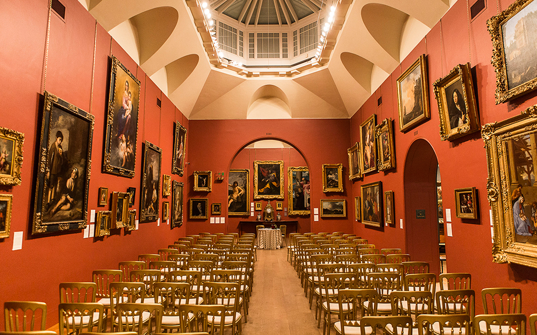 Coco wedding venues slideshow - wedding-venues-in-london-dulwich-picture-gallery-004