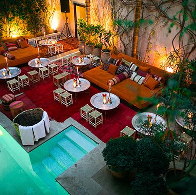 See more about El Fenn wedding venue in Morocco,  International