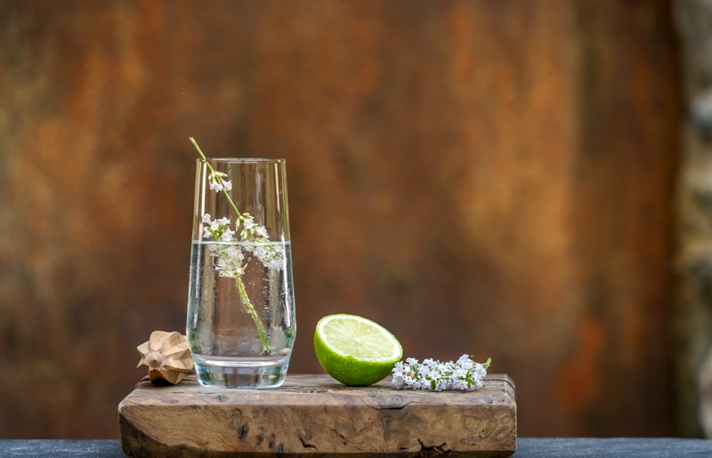 botanical-wedding-food-edible-flower-cocktails-devon-wedding-venue-23