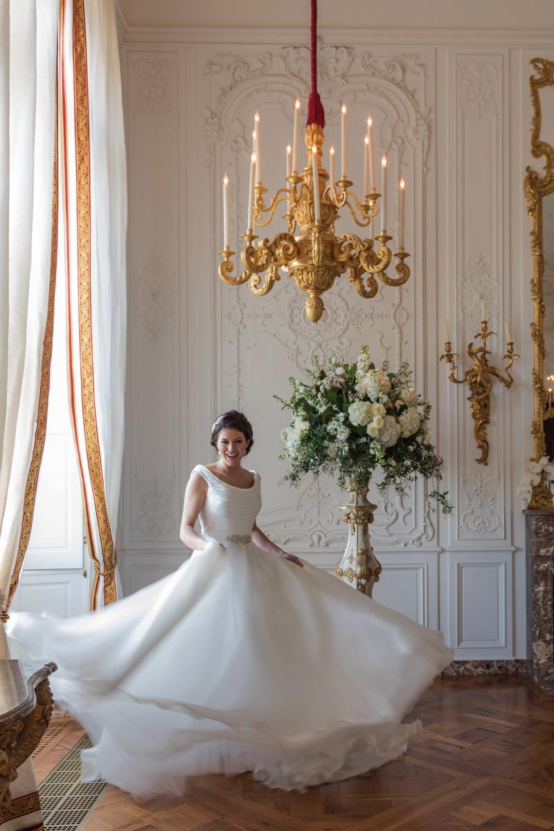 Wedding Inspiration At Waddesdon