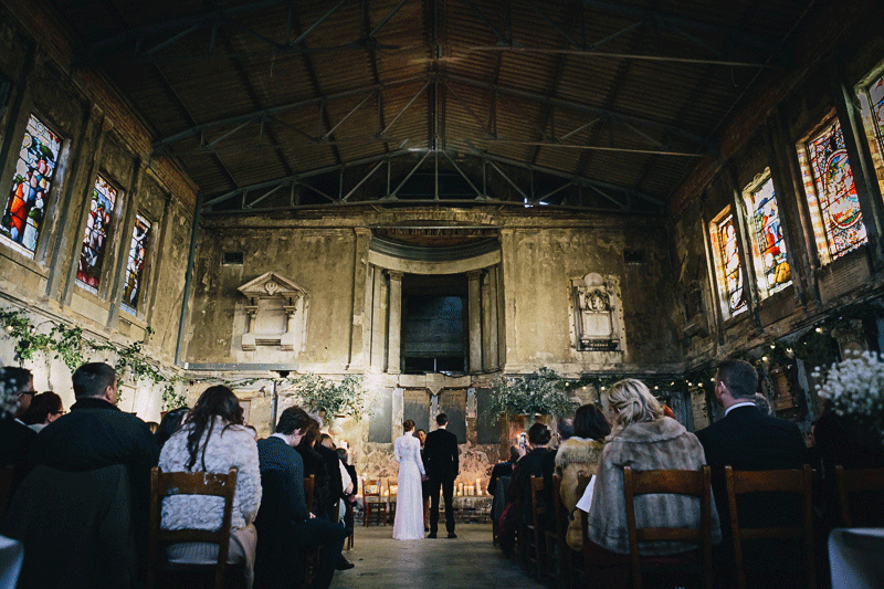 Coco wedding venues slideshow - wedding-venues-in-london-the-asylum-chapel-eclection-photography-2