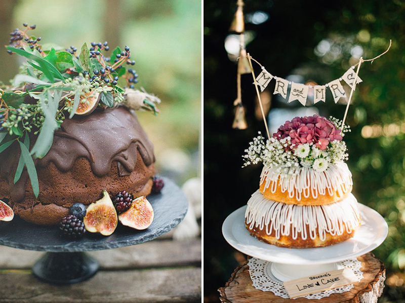Coco wedding venues slideshow - 10-cake-alternatives-bundt-cake