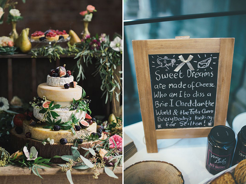 Coco wedding venues slideshow - 10-cake-alternatives-cheesecake