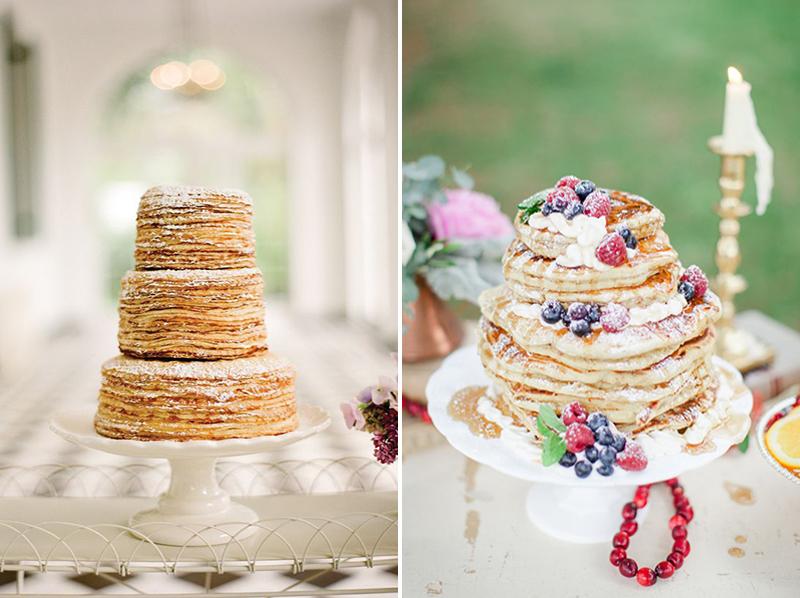 Coco wedding venues slideshow - 10-cake-alternatives-crepe