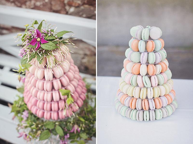 Coco wedding venues slideshow - 10-cake-alternatives-macaron