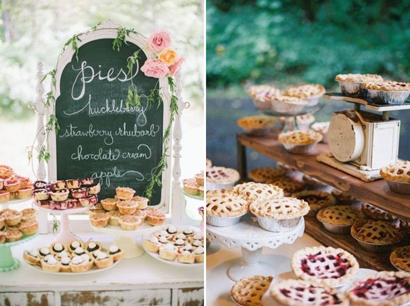 Coco wedding venues slideshow - 10-cake-alternatives-pies