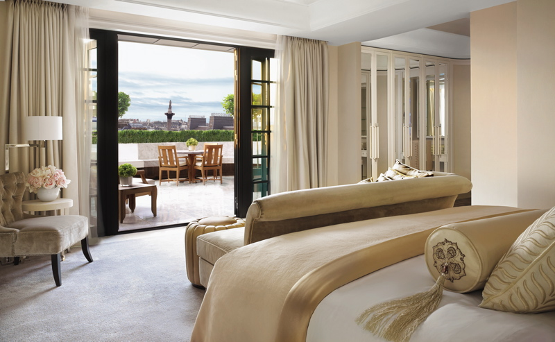 Image courtesy of Corinthia Hotel London.