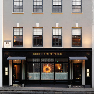 See more about Bird of Smithfield wedding venue in London